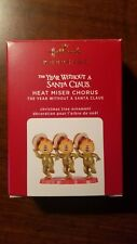 New ListingMib Hallmark 2020 Heat Miser Chorus (Box Has Scuff Marks) Ornament - Free Ship
