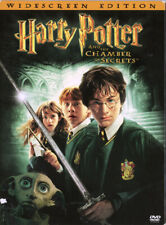 HARRY POTTER AND THE CHAMBER OF SECRETS - 2001 DVD SPECIAL WIDESCREEN EDITION
