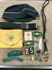 Lot of 25 Vintage  Girl Scout Patches & More from Connecticut TAKE A LOOK NOW