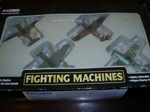 CORGI FIGHTING MACHINES CSFS05004  4 PIECE SET THE BATTLE OF BRITAIN