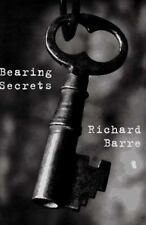 BEARING SECRETS by Richard Barre - SIGNED, 1st Edition, 1996