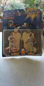 1998 MARK McGWIRE SAMMY SOSA CARDINALS CUBS CLASSIC DOUBLE STARTING LINEUP SLU