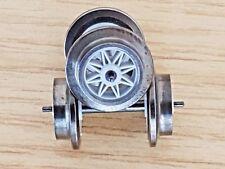 Trix Express Speichen-Radsätze 11mm; Zapfenachse 25,4mm; Sk15mm, Doppelspeiche,