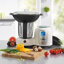Gourmetmaxx Thermo Multikocher Premium 1500W Kochen Mixen 10in1 Küchenmaschine