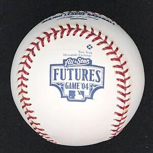 2004 Rawlings Official Futures All Star Baseball MLB League Ball UPTON HILL CHOO