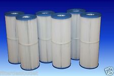 6 PACK LOT SPA FILTERS FIT C4326 UNICEL C-4326,PLEATCO PRB25-IN,FC-2375