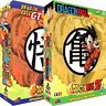 ★ Dragon Ball, Z & GT ★ Les Films + OAVs - 2 Coffrets - 10 DVD