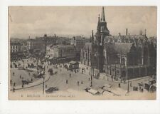 Roubaix Grand Place Vintage LL Postcard France 275a