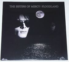 The Sisters Of Mercy Floodland LP 2018 Repress Black Vinyl New/Official