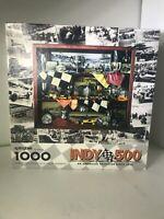 "Springbok 1000 Piece Puzzle Indy 500 24"" x 30"" Sealed Bag"