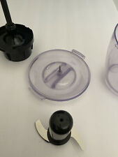 """Oster 3-cup Food Processor Attachment for """"Precision Blender 700"""" Used"""