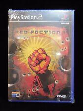Red Faction II para playstation 2 Pal Nuevo y precintado