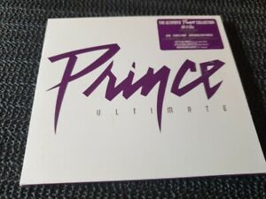 Prince - Ultimate - 2006 Warner 2xCD compilation in slipcase - Aus press