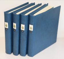 Frankreich 1960 bis 1998 postfrische Sammlung in 4 schönen Lindner-T-Alben
