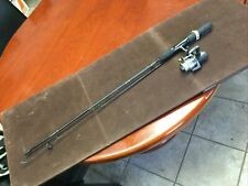 """Shakespeare LX ULS GRAPHITE  Composite SP50-2UL 5'0"""" 2-6Lb  Fishing Rod And Reel"""