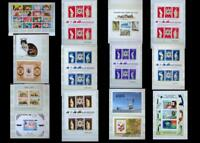 Great Stamp Collection Postage & Anniversary Stamps From Africa & Caribbean