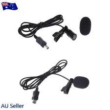 Mini-USB Professional External Mic Microphone Clip for GoPro Hero 4/3+/3 AU