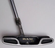 Tom Watson Ram 810 Putter Precision Balanced Steel Shaft Golf Pride Classic Grip