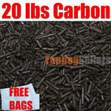 20 lbs Bulk Activated Carbon Premium Aquarium Filter Media Pond Reef Canister
