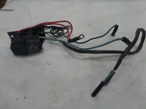 1989 MARINER 50HP 3-CYL TILT TRIM WIRE HARNESS 84-19758A3 MERCURY OUTBOARD MOTOR