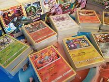 Pokemon Card Lot 50 OFFICIAL TCG Cards with Rares&Holos+Bonus Online Code Card