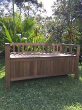 Wood Storage box outdoor wooden Somerzby Heritage Garden Pet Furniture chest