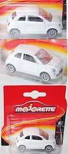 Majorette 212053050 Fiat 500 weiß 1:55 Street Cars