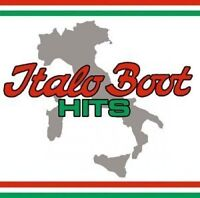 Italo Boot Hits (2003) Whigfield, Ann Lee, In-Grid, KMC feat. Sandy, Sc.. [2 CD]