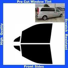 Pre Cut Window Tint Mercedes Vito Extra Long 2005-... Front Sides Any Shade