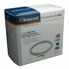 Hawking HAC7SS WiFi Antenna Extension Cable - 7ft SMA M/F