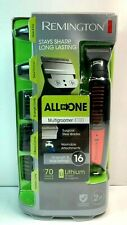 Remington All-In-One 8pc Men's Rechargeable Electric Grooming Kit - PG6110