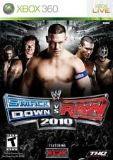 WWE SmackDown vs. Raw 2010 Featuring ECW - Xbox 360 Game