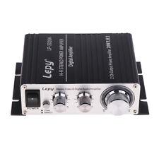 DC 12V 50W Mini Hi-Fi Stereo Audio Amplifier Amp mp3 iPod for Lepai LP-2020A