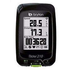Gps cycling computer bryton ryder 210T + cadence + rythme cardiaque, brand new