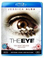 The Eye Blu-ray 2008 DVD Region 2