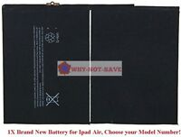 Premium Replacement Internal Battery part for Ipad 5 5th Air 1 1ST gen 8827mah
