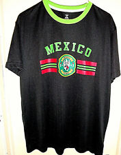 MEXICO NATIONAL FUTBOL SOCCER ENTHUSIASTIC FAN TEAM JERSEY