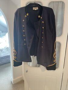 Ladies Ralph Lauren Military Jacket XL