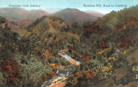 R276179 Greetings from Jamaica. Brandon Hill. Road to Castleton. A. Dupperly