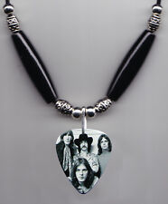 Pink Floyd Band Photo Guitar Pick Necklace