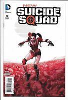 Suicide Squad #12 Harley Quinn DC Comic 1st Print 2015 unread NM