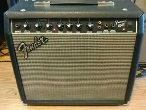 Fender Frontman 25R Combo Guitar Amp VGUC to EUC. Md in Indonesia. Reverb. Blkfc