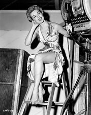 8x10 Print Martha Hyer Universal Behind the Scene Set #MH3