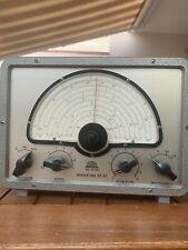 UNAOHM Generatore di segnale Mod. EP 57  -vintage Anni 50 a valvola