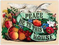 EeBoo  Puzzle 500 pièces Brillantes  Paix à la maison   Foil Peace house