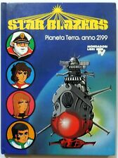 Star Blazers Planet Earth: year 2199 Mondadori Books Tv 1980 Anime Japan