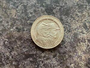 UNITED STATES COMMEMORATIVE HALF DOLLAR 1936 GETTYSBURG