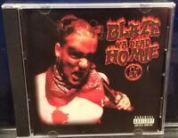 Blaze Ya Dead Homie - Self Titled EP CD insane clown posse twiztid eminem diss