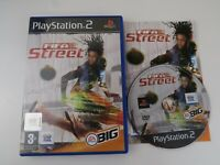 Sony Playstation 2 Game - FIFA STREET - PS2 Complete