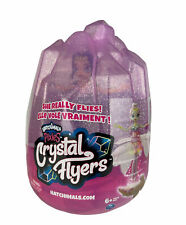 HATCHIMALS PIXIES CRYSTAL FLYERS  PURPLE MAGICAL FLYING TOY DOLL BRAND NEW